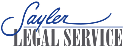 Sayler Legal Service